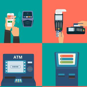 Various payment methods can mean various charges