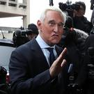 Roger Stone. Photo: Reuters