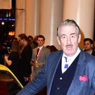 John Challis attending the Only Fools and Horses the Musical opening night at the Theatre Royal Haymarket. (Ian West/PA)