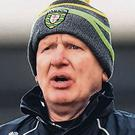 Donegal manager Declan Bonner. Photo: Harry Murphy/Sportsfile