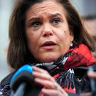 Mary Lou McDonald has refused to retract comments