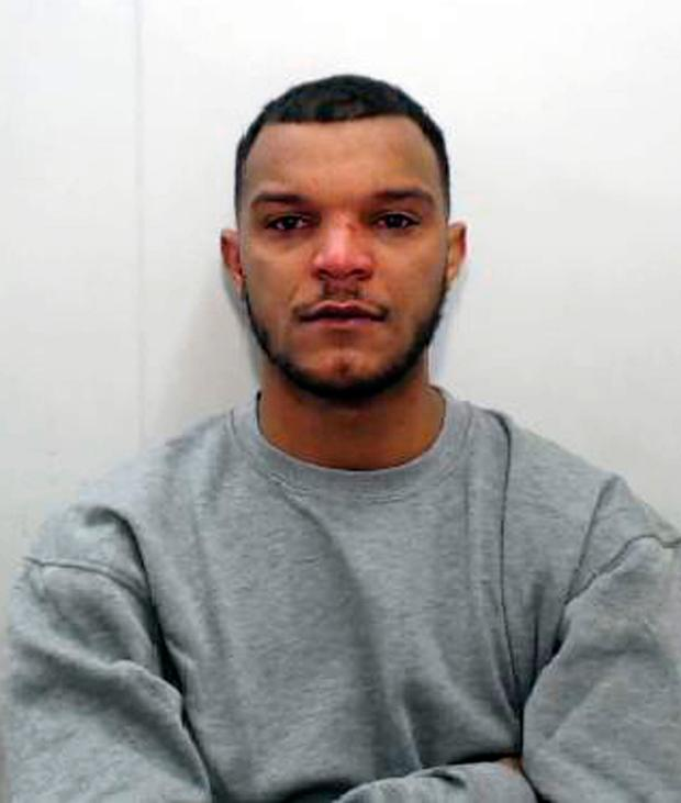 Michael Ricardo Robinson who has been jailed at Manchester Crown Court for six years and eight months Photo credit: GMP/PA Wire