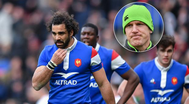 Paul O'Connell is the forwards coach at Stade Francais