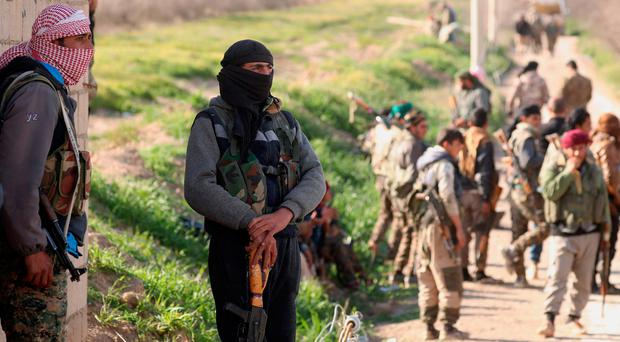 Isil's last stronghold on brink of collapse