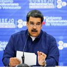 Nicolas Maduro says he is the victim of a US coup attempt. Photo: Miraflores Palace/Handout via REUTERS
