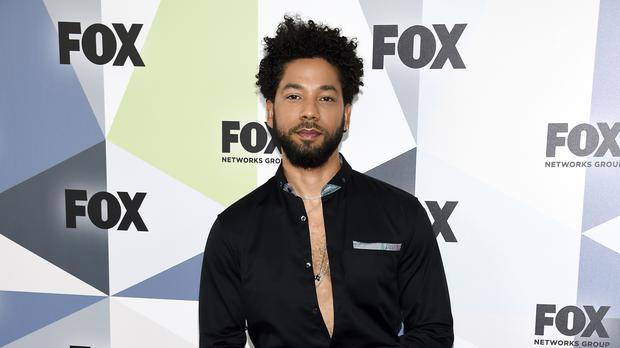 Empire actor Jussie Smollett has been charged with filing a false police report (Evan Agostini/Invision/AP)