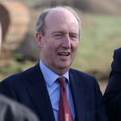 Shane Ross: Transport Minister called a crisis meeting. Photo: Collins