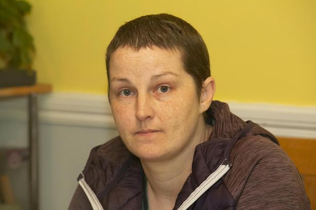 Relief: Angela Dobbs Gordon received an appointment 10 months after finding a lump on her breast. Photo: Photo: Mary Browne