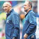 South African World Cup winner Brendan Venter worked as Conor O'Shea's defence coach in Italy. Photo: Getty