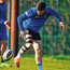 Luke McGrath going through his paces at UCD this week. Photo: Sportsfile
