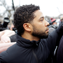Jussie Smollett. Photo: Reuters