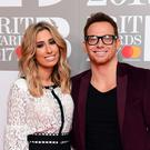 Stacey Solomon and Joe Swash (Ian West/PA)