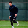 Joey Carbery during Ireland Rugby squad training at Carton House