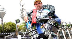 Racing legend Michael Dunlop Photo: Stephen Davison