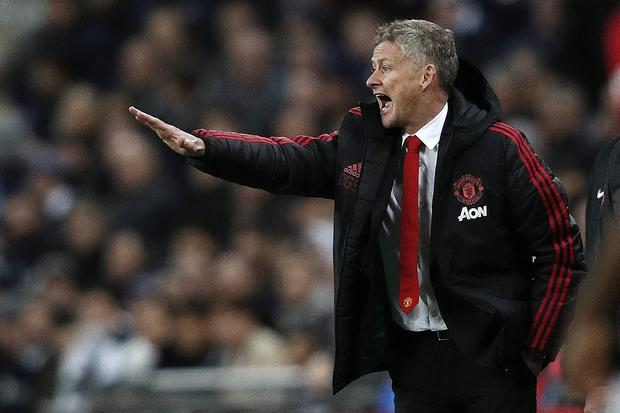 Gunnar for glory: Ole-Gunnar Solskjaer has revitalised Manchester United since taking over as caretaker manager. Photo: Getty