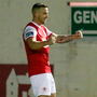 Mikey Drennan came back to haunt his former club as St Patrick's Athletic grabbed an injury-time winner to keep the good vibes going for new boss Harry Kenny. Photo: Sportsfile