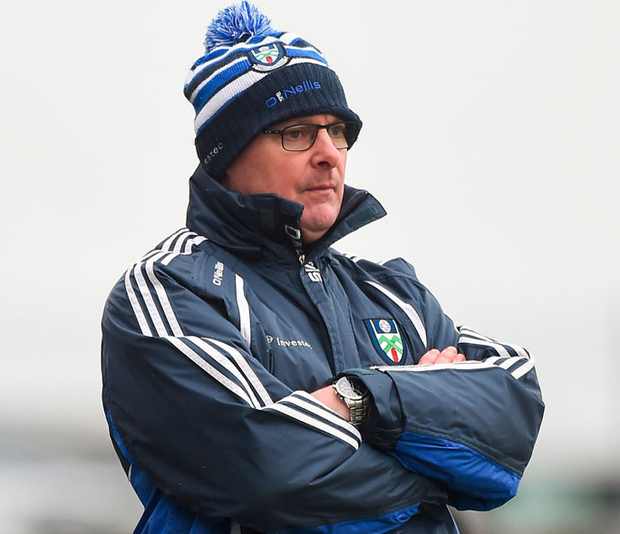 Malachy O'Rourke has stepped down as Monaghan manager