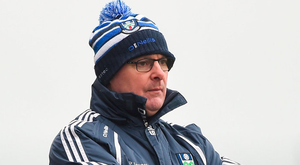 Monaghan manager Malachy O'Rourke. Photo: Sportsfile