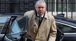 'Britain's Attorney General Geoffrey Cox currently has a key role to play.' Photo: Reuters