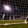 22 February 2019; Aaron McEneff of Shamrock Rovers scores his side's second goal from a penalty during the SSE Airtricity League Premier Division match between Shamrock Rovers and Derry City at Tallaght Stadium in Dublin. Photo by Seb Daly/Sportsfile