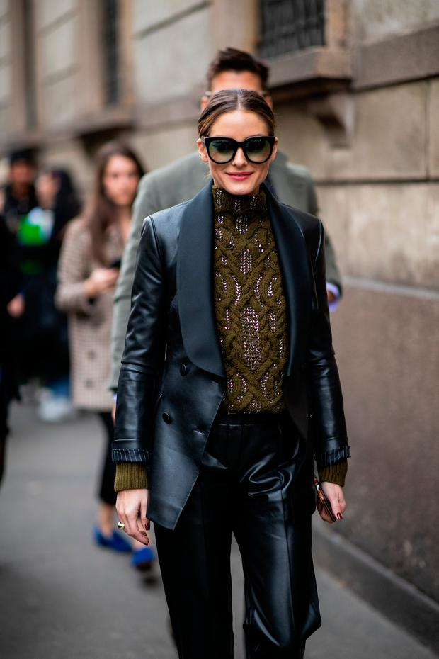 72cb532ee980 The best street style at Milan Fashion Week - Independent.ie