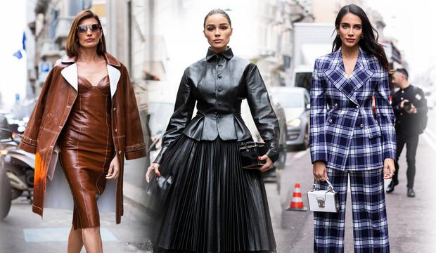 6120960a5 The best street style at Milan Fashion Week - Independent.ie