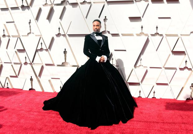 Billy Porter attends the 91st Annual Academy Awards at Hollywood and Highland on February 24, 2019 in Hollywood, California. (Photo by Frazer Harrison/Getty Images)