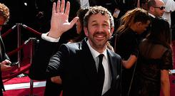 Irish Actor Chris O'Dowd arrives for the 91st Annual Academy Awards at the Dolby Theatre in Hollywood, California on February 24, 2019. (Photo by Robyn BECK / AFP)