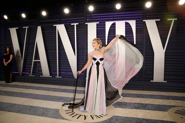 91st Academy Awards – Vanity Fair – Beverly Hills, California, U.S., February 24, 2019 – Selma Blair. REUTERS/Danny Moloshok
