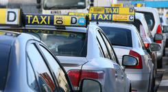 Group representing taxi firms has tabled new proposals. Stock