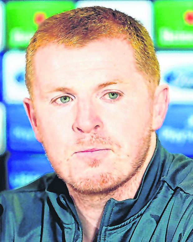Neil Lennon is back at the Celtic helm. Photo: IAN MACNICOL/AFP/Getty Images