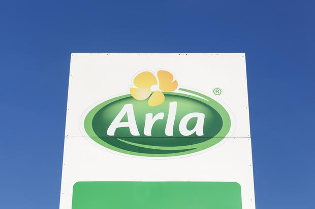 Arla is headquartered in Denmark.