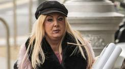 Sister of victim: Maria Byrne has forfeited her Dublin home to the Criminal Assets Bureau and had €26,760 in a deposit account seized