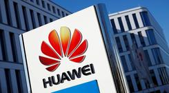 Huawei's Irish chief executive says that his company would reject any requests from Chinese state authorities for 'backdoor entry' into 5G mobile networks that the company is building in Ireland and Europe. Photo: Reuters
