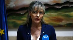 Martina Anderson: Likely to lose her seat after Brexit. Photo: AFP/Getty Images