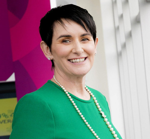Carolan Lennon: Eir chief executive