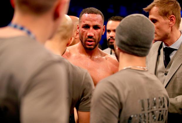 DeGale announces retirement from boxing