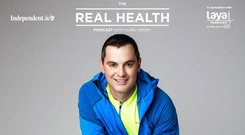 Karl Henry gives his best running tips on this week's Real Health podcast