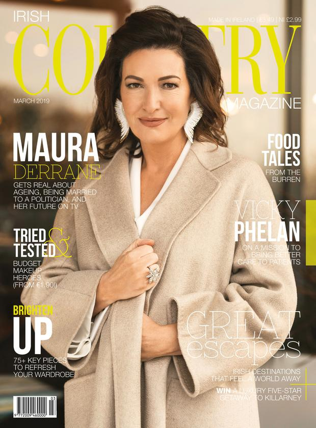 The March cover of Irish Country Magazine