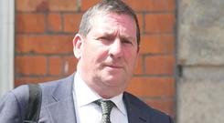Report: Jim Gibson, chief operations officer at Tusla. Photo: Gareth Chaney, Collins