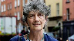 Disapproving: Independent TD Catherine Connolly hit out at policy. Photo: Tom Burke