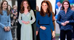 Kate Middleton scored a fashion in in Northern Ireland