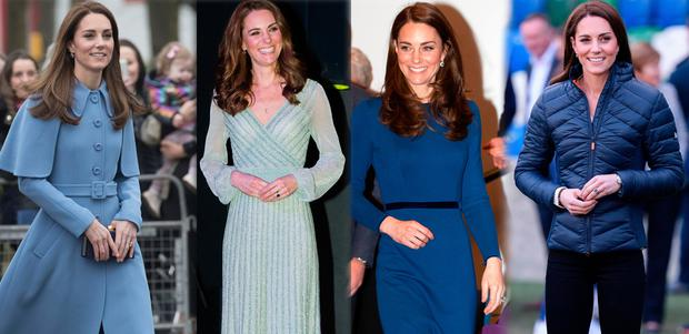 623cab4780d1 Inside Kate Middleton s Northern Ireland wardrobe – how she stepped ...