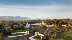 Ballygarry House Hotel is hosting an Irexit meeting Photo: Google Maps