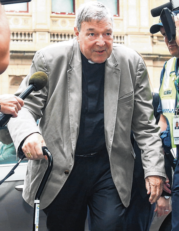 There is speculation George Pell will win his appeal against his conviction for the sexual abuse of two 13-year-old boys