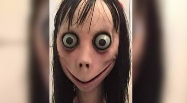 Scare story: The media hysteria surrounding the Momo hoax could be putting vulnerable people at risk by encouraging them to think of self-harm