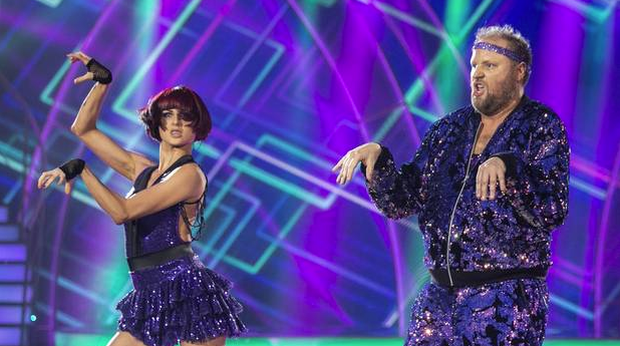Asked about the Strictly Come Dancing curse - which has been blamed for several celebrity break-ups in the UK - Fred said he has been told by dance partner Giulia Dotta (27) that he has nothing to worry about.