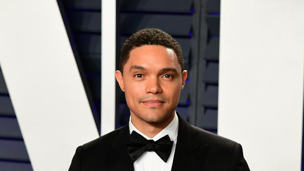 Comedian Trevor Noah has defended his joke about the conflict between India and Pakistan (Ian West/PA)