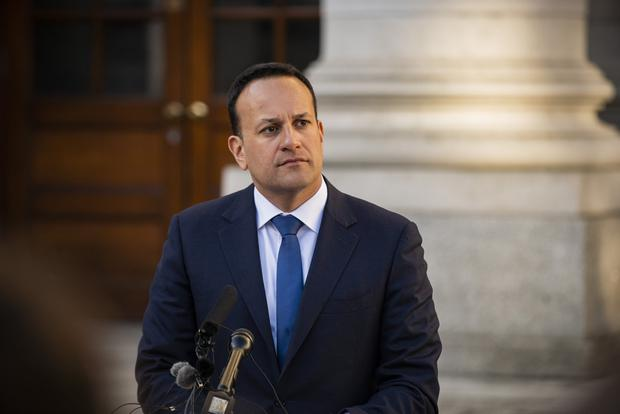 Prospect of extension: Leo Varadkar