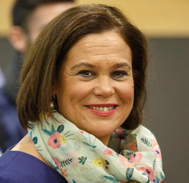 'If you want stable majority government, and a Fianna Fail/Fine Gael coalition is not on the cards, it may be time to consider that bringing Sinn Fein into Cabinet will soon be a necessity, no longer just an option' Photo: Mark Condren